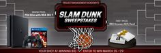 Win a PS4 Slim and NBA 2k17 {US} (3/29/17) via... sweepstakes IFTTT reddit giveaways freebies contests