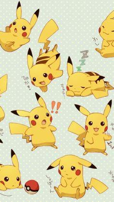 """Résultat de recherche d'images pour """"pikachu fond d'écran iphone"""""""