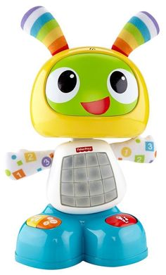 Fisher-Price Bright Beats Dance & Move BeatBo TODDLER TOY, Infant LEARNING TOY