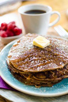 recetas para hotcakes saludables