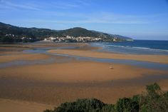 Playa Laida, Vizcaya.