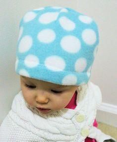Fleece Hat: lined