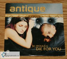 #Antique #I#Would #Die#For#You#Cd