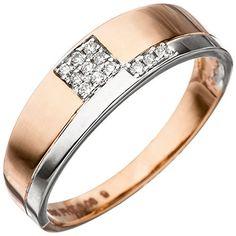 Dreambase Damen-Ring Rotgold mit Weißgold kombiniert 14 K... https://www.amazon.de/dp/B01HHGBTVS/?m=A37R2BYHN7XPNV