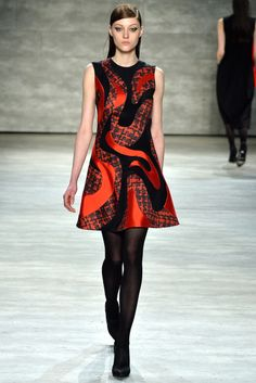 FALL 2014 RTW LIE SANG BONG COLLECTION