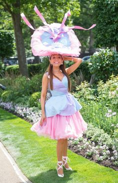 Ascot 2015: the most bonkers hats from the races