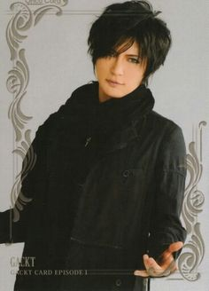 Gackt Pretty Men, Beautiful Men, Gackt, Asian Actors, Visual Kei, Good Looking Men, Record Producer, Hyde, Artist Art