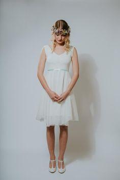 """Brautkleider - Brautkleid """"Tinkabell"""" - ein Designerstück von Ave-evA bei DaWanda"""