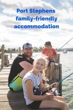 Take the kids fishing off the private jetty when you stay at BIG4 Karuah Jetty Holiday Park, just 2.5 hours north of Sydney.