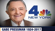 BROADCASTING SCRAPBOOK RADIO notes by racampbell: RIP: Gabe Pressman, a New York TV news icon whose ...