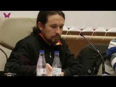 """Espartano De Podemos: Pablo Iglesias """"Es un Problema de DEMOCRACIA y DIC..."""