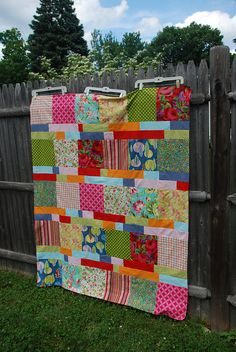 Another great idea for a quilt!