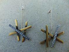 Striped Earrings, Black And White Stripes Earrings, Lines Jewelry, Geometric Earrings, Minimal Jewelry, Silver Handmade Earrings