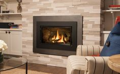 Concept for new Family Room Fireplace Valor | H4 Series Gas Insert