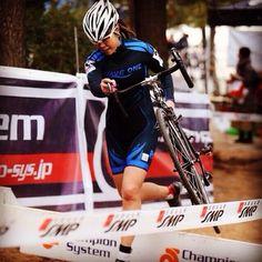 Cyclocross Tokyo 2015. Team TOYO FRAME. Chihiro Matsuda.