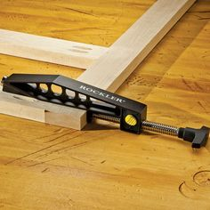 Pock-it Hole Clamp® with Quick Release - Rockler.com Woodworking Tools