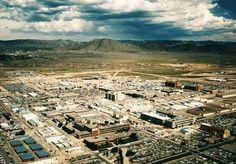 Nate's third station:  Kirtland AFB, Albuquerque, NM
