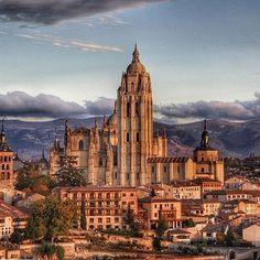 SEGOVIA, SPAIN. #segovia #spain Photo Credit: @mfdcabos Chosen by: @toinou1375 ≔≕≔≕≔≕≔≕≔≕≔≕≔≕≔≕≔ #Espanha #Испания #スペイン #Spanien #Espanya #España #spain #Espagne #İspanya #spain # #vacation #travel #photooftheday #instamood #instagood #instagramhub #bestoftheday #picoftheday #instadaily #holiday #tagstagram #holidays #instatravel #tra...