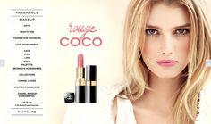 chanel beauty website