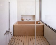 meier architekten - Objekt 241 #architektur #architekturschweiz #architekturzürich #architekturbüro #designhaus #interiordesign #design Alcove, Meier, Bathtub, Interiordesign, Bathroom, Showers, Detached House, Full Bath, Bathing