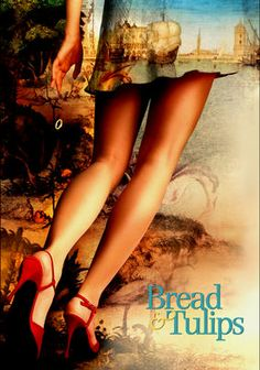 """Bread and Tulips - A cosseted, unhappy housewife (Licia Maglietta) who's taken for granted by her philandering, self-centered husband (Antonio Catania) finds """"bella fortuna"""" when she hitchhikes to Venice and starts to construct a brand-new life for herself."""