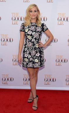 Reese Witherspoon Photos: The Good Lie Red Carpet in Nashville