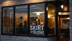 The Skirt Outlet--one stop shop for long and modest skirts