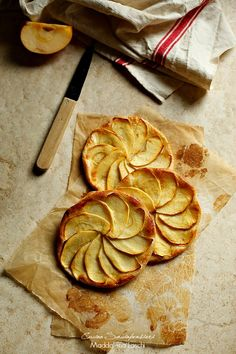 Kitchen Scacciapensieri: Puff apple