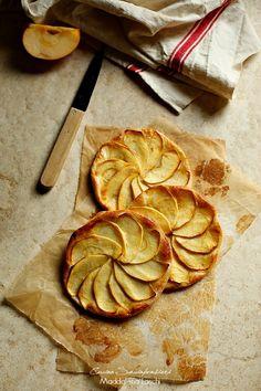 Cucina Scacciapensieri: Sfogliatine alle mele