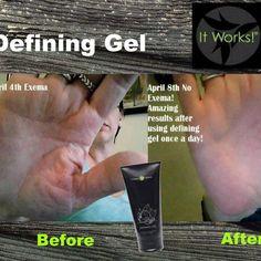 Defining gel. www.wrapwithtara.com