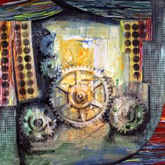 """Exceptional """"abstract artists famous"""" info is readily available on our site. Read more and you wont be sorry you did. Mechanical Art, Van Gogh Art, A Level Art, Saatchi Online, Painting Process, Henri Matisse, Art Sketchbook, Contemporary Paintings, Saatchi Art"""