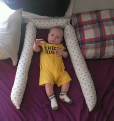 Bed sharing with your baby has never been so easy or comfortable! This co sleeper safely give baby their own sleeping space.