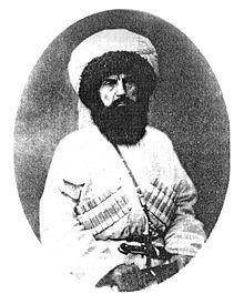 Imam Szamil (ok. 1798-1871) – przywódca powstania górali kaukaskich przeciwko Rosji w latach 1834-1859.