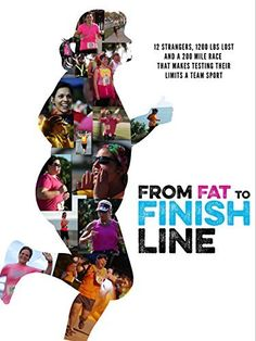 From Fat To Finish Line documents the journey of 12 formerly obese people who run a 200 mile Ragnar Relay Race. The film examines the trials, obstacles and triumphs that occur when tackling big mental and physical challenges. Ragnar, Running Movies, Relay Races, Amazon Video, Instant Video, Video On Demand, Finish Line, Prime Video