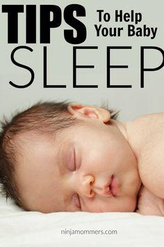 Tips to Help Your Baby Sleep