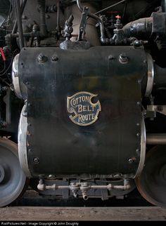RailPictures.Net Photo: SSW 819 St. Louis Southwestern Railway (Cotton Belt) Steam 4-8-4 at Pine Bluff, Arkansas by John Doughty