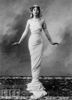 The stunning Mata Hari. #matahari #ICONS #FIB