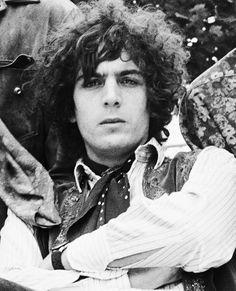 Syd Barrett en 1967.