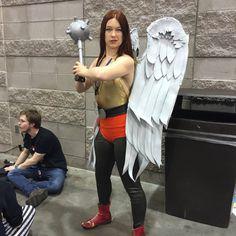 Hawkgirl - Phoenix Comicon 2015