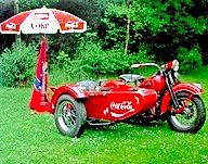 Coca-Cola Harley Davidson FOLLOW THIS BOARD FOR GREAT COKE OR ANY OF OUR OTHER COCA COLA BOARDS. WE HAVE A FEW SEPERATED BY THINGS LIKE CANS, BOTTLES, ADS. AND MORE...CHECK 'EM OUT!! Anthony Contorno Sr