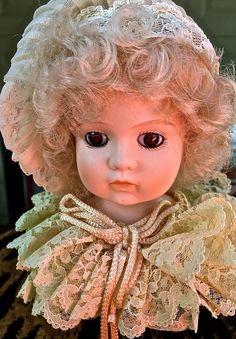 Vintage Victorian Louis Nichole Porcelain Doll   eBay