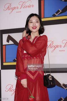 Former member of South Korean girl group f(x), Sulli attends the 'Roger Vivier' Buckle Up Party at the Shilla Hotel on October 27, 2017 in Seoul, South Korea.  (Photo by Han Myung-Gu/WireImage)
