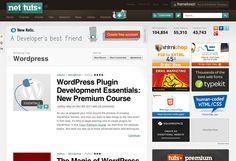 9 top WordPress resources—WordPRess.org; WooThemes; Ultimate Hosting Guide; WPbeginner; WPKube; Template Monster; Nettuts+; Matt Report; Speckyboy; Details>
