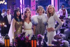 Genoa City Celebrates Halloween On Y&R - Page 4 - The Young and the Restless Photos - CBS.com Lily Ashby (Christel Khalil), Lauren Fenmore (Tracey Bregman), Abby Newman (Melissa Ordway) and Ashley Abbott (Eileen Davidson).