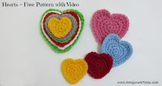 Many Hearts One Pattern