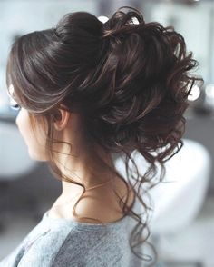 36 Messy wedding hair updos for a gorgeous rustic country wedding to chic urban wedding. 36 Messy wedding hair updos for a gorgeous rustic country wedding to chic urban wedding. Messy Wedding Hair, Wedding Hair And Makeup, Bridal Hair, Wedding Updo, Bride Hairstyles, Messy Hairstyles, Pretty Hairstyles, Hairstyles 2018, Country Hairstyles