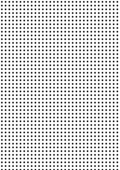 FREE printable black-and-white dots pattern paper