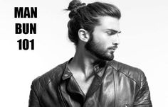 All man bun, all the time. Check it out: http://www.menessentials.ca/blog/man-bun-101/ #MenEssentials #manbun #haircare #hairstyles #hipsterstyle