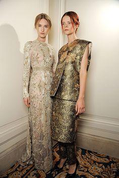 Valentino Haute Couture  - Backstage