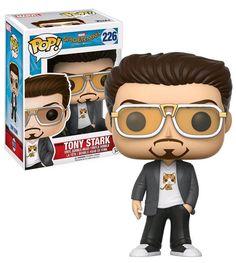 Funko POP! Marvel Spiderman: Homecoming #226 Tony Stark New Mint #FunkoPop #Spiderman #Collectibles